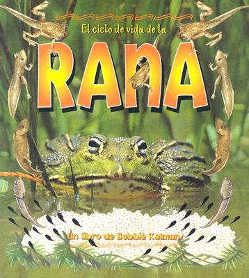 El Ciclo De Vida De La Rana/Life cycle of a frog By Kalman, Bobbie/ Smithyman, Kathryn/ Rouse, Bonna (ILT)